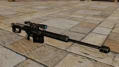 The Barrett M82 sniper rifle for GTA 4