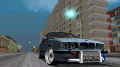 BMW E34 JDM for GTA San Andreas