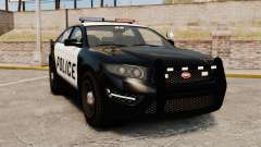 GTA V Vapid Police Interceptor [ELS]