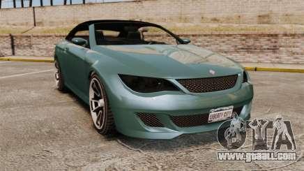 GTA V Zion XS Cabrio for GTA 4