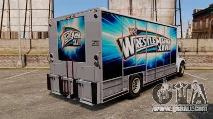 Stars of wrestling on Benson for GTA 4