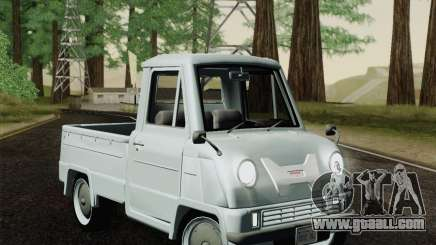Honda T 360 for GTA San Andreas