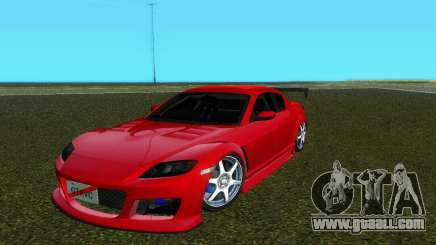 Mazda RX8 Type 1 for GTA Vice City