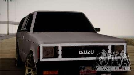 Isuzu KB for GTA San Andreas