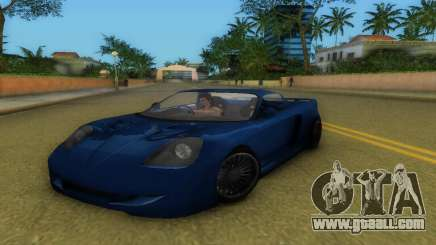 Toyota MR-S Veilside Hardtop for GTA Vice City
