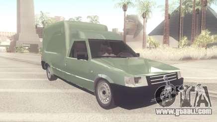 Fiat Fiorino Fire 07 for GTA San Andreas