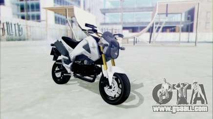 Honda MSX 125 for GTA San Andreas
