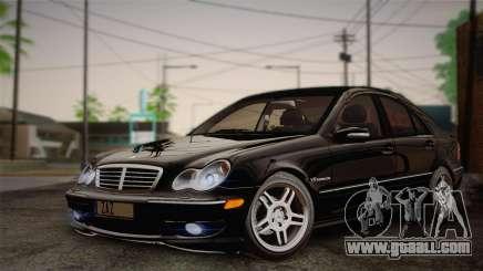 Mercedes-Benz C32 AMG 2004 for GTA San Andreas