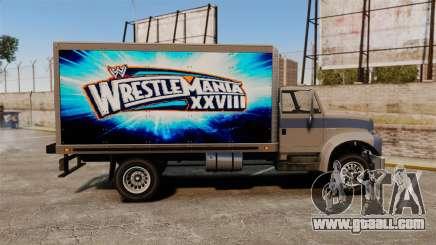 Stars of wrestling at Yankee for GTA 4