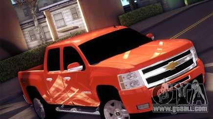 Chevrolet Cheyenne LT 2008 for GTA San Andreas
