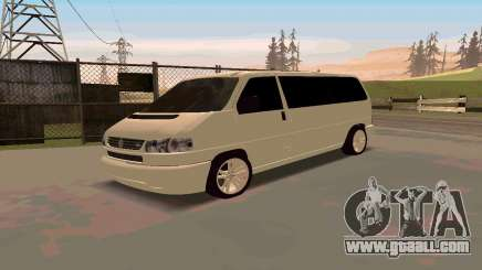 Volkswagen T4 for GTA San Andreas