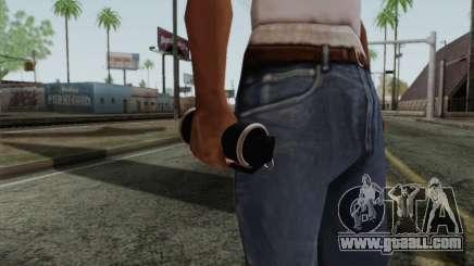 HD assault grenade for GTA San Andreas