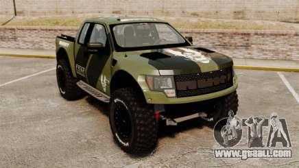 Ford F150 SVT 2011 Raptor Baja [EPM] for GTA 4