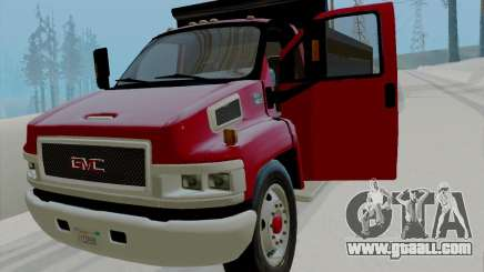 GMC C4500 Topkick for GTA San Andreas