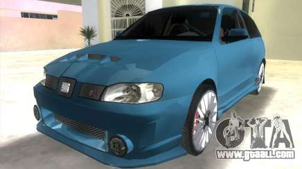 Seat Ibiza GT for GTA Vice City