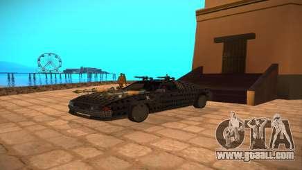 Cheetah Zomby Apocalypse for GTA San Andreas
