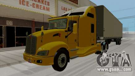 Kenworth T660 2011 for GTA San Andreas