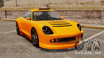 Comet Turbo for GTA 4