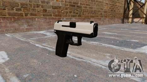HK USP Compact pistol v1.3 for GTA 4