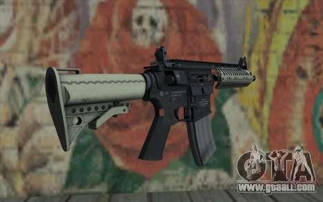 VLTOR SBR 5.56 no Sight for GTA San Andreas second screenshot