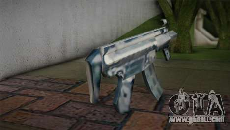 MP5K for GTA San Andreas