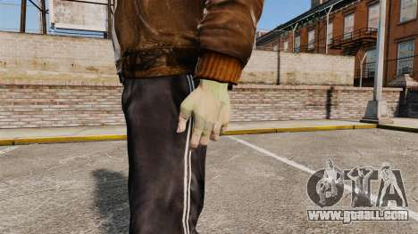Gloves for GTA 4 second screenshot