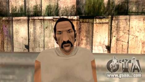 Umberto Robina for GTA San Andreas third screenshot