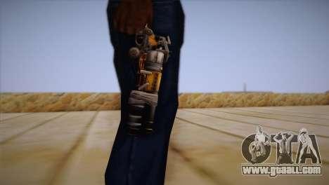 The gun from Bulletstorm for GTA San Andreas third screenshot