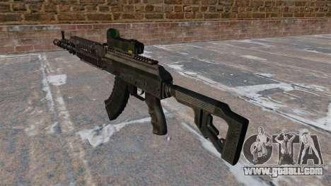 AK-47 tactical for GTA 4 second screenshot