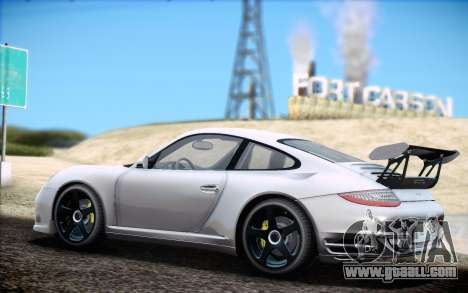 RUF RT12R for GTA San Andreas right view