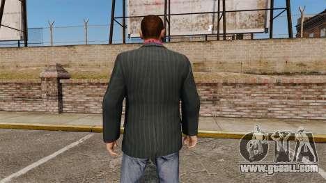 Jacket-Tommy Vercetti- for GTA 4 second screenshot