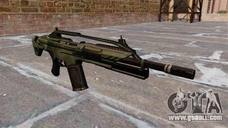 Assault rifle SCAR for GTA 4