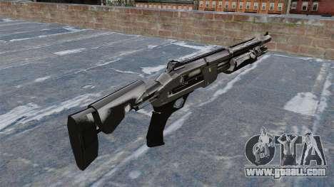 Shotgun Crysis 2 for GTA 4 second screenshot