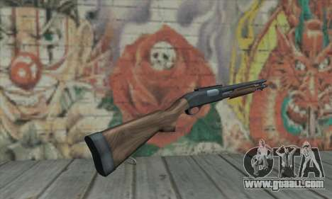 Remington 870 for GTA San Andreas second screenshot