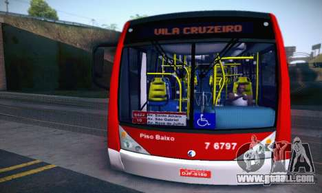 Caio Millennium II Volks 17-240 for GTA San Andreas right view