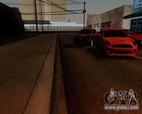 MINI Cooper S 2012 for GTA San Andreas