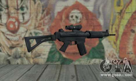 FN FNC for GTA San Andreas second screenshot