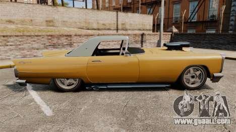 Peyote 1950 for GTA 4 left view