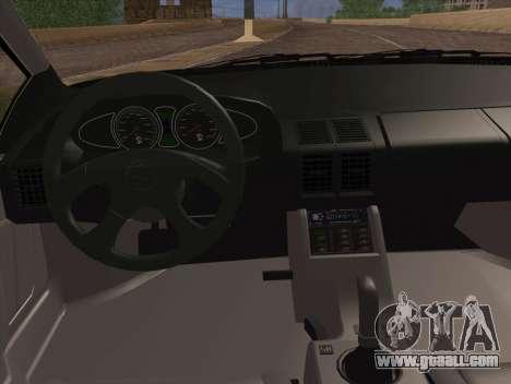 Cizeta Moroder V16T 1988 for GTA San Andreas right view