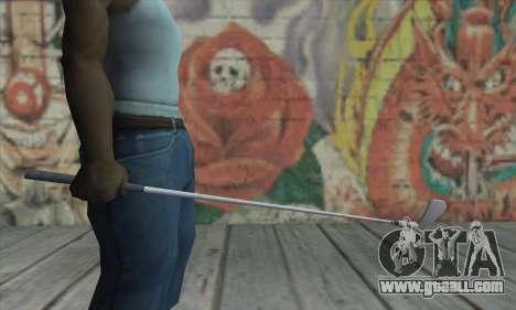 Putter from GTA V for GTA San Andreas third screenshot
