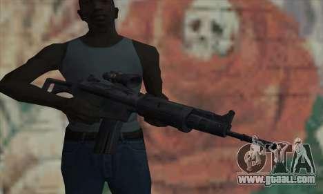 FN FNC for GTA San Andreas third screenshot