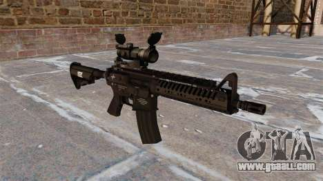 Automatic carbine M4 VLTOR for GTA 4