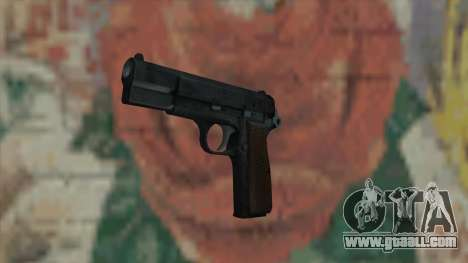 The gun from Fallout New Vegas for GTA San Andreas