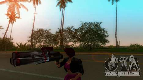 Rocket Launcher UT2003 for GTA Vice City second screenshot
