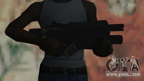 Rifle of Timeshift for GTA San Andreas third screenshot