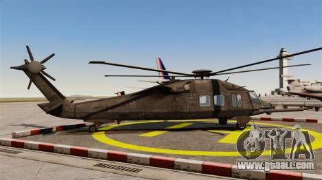 Sikorsky MH-X Silent Hawk [EPM] for GTA 4 left view