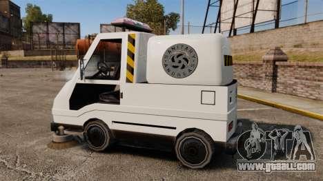 GTA SA Washer for GTA 4 left view