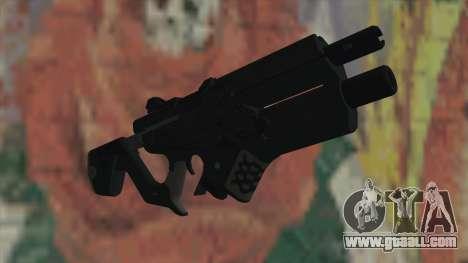 Rifle of Timeshift for GTA San Andreas