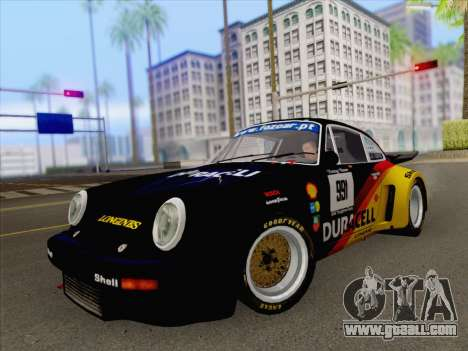 Porsche 911 RSR 3.3 skinpack 3 for GTA San Andreas
