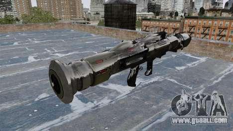 Anti-tank grenade launcher Crysis 2 for GTA 4 second screenshot